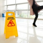 Most Common Areas for Slip and Fall Accidents